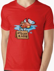 It's Hard Out Here For A Karp Mens V-Neck T-Shirt