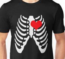 Heart & Bones Unisex T-Shirt