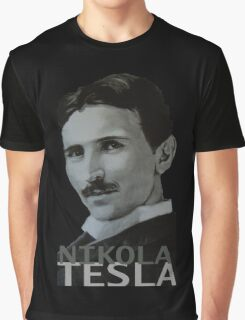 NikolaTesla Graphic T-Shirt