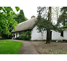 Bunratty Folk Park Photographic Print