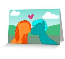 MLP Love Greeting Card