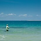 Line fishing in Zanzibar by akwel