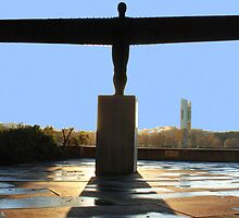 Angel of the North by Peter Gray
