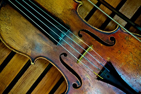 """""""Let life be like music."""" by Renee Hubbard Fine Art Photography"""