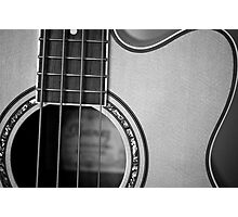"""""""Some people have lives, some people have music."""" Photographic Print"""