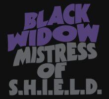 Mistress Widow Kids Clothes