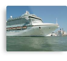 Sea liners Metal Print