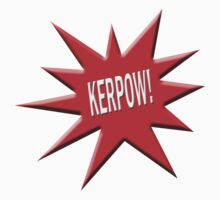 Kerpow! by stuwdamdorp