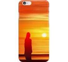 Sunset 4 iPhone Case/Skin