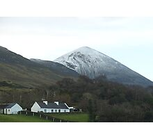 Croagh Patrick Mountain-Ireland Photographic Print