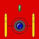 Pokedex 4th Generation iPhone Case by Tomer Abadi