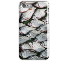 Silver Fish iPhone Case/Skin