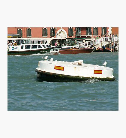 Welcome to Venice Photographic Print