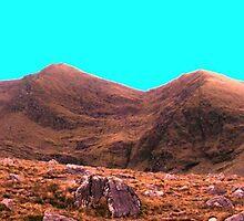 McGillicuddy Reeks-Kerry Ireland by Desaster