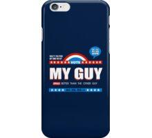 American Debate iPhone Case/Skin