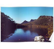 Cradle Mountain and Lake Lilla Poster