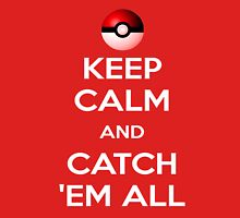 Catch 'em all Unisex T-Shirt