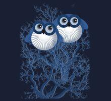 BLUE OWLS Kids Tee