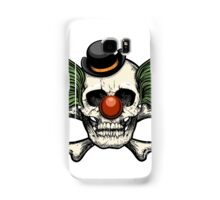 Clown Skull Samsung Galaxy Case/Skin