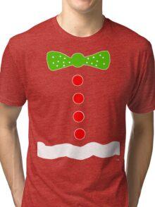 Gingerbread Man Halloween costume  Tri-blend T-Shirt