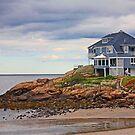 Cape Ann Beach House by Jack Ryan