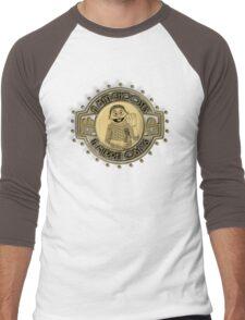 Man or a Muppet Men's Baseball ¾ T-Shirt