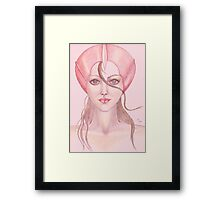 The Fairy warrior Framed Print