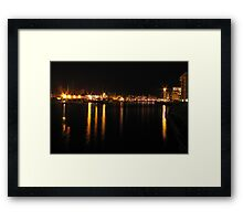 Ipswich Waterfront Framed Print