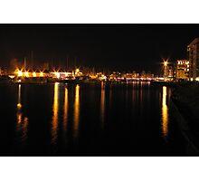 Ipswich Waterfront Photographic Print