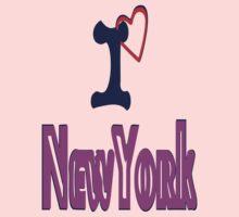 ღ♥I Love NewYork Clothing & Stickers♥ღ Kids Clothes