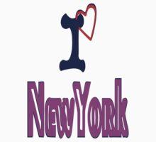 ღ♥I Love NewYork Clothing & Stickers♥ღ by Fantabulous