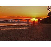 Orwell Bridge, Ipswich Photographic Print