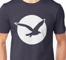 La Mouette Blanche - White seagul Unisex T-Shirt