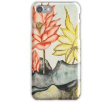 Floral - Sylized iPhone Case/Skin