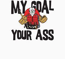 Funny Hockey Goalie Unisex T-Shirt