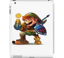 Super mario Fusion iPad Case/Skin