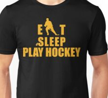 Eat Sleep Hockey Unisex T-Shirt
