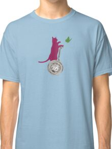 Butterfly Hunt Classic T-Shirt