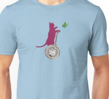 Butterfly Hunt Unisex T-Shirt
