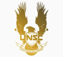UNSC yellow fade by Jslayer08