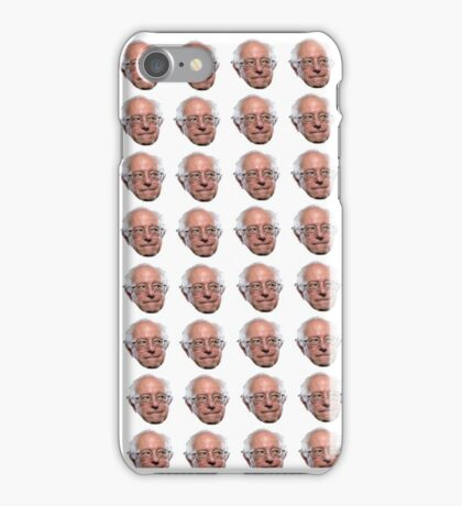 Bernie Sanders - FEEL THE BERN COLLAGE iPhone Case/Skin