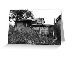 Untitled (Rural III) Greeting Card