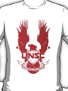 UNSC Red T-Shirt