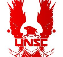 UNSC Red by Jslayer08