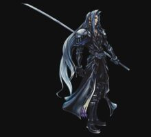 Sephiroth from Dissidia Final Fantasy by Laindal