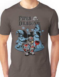 PIPES & DRAGONS T-Shirt