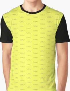 Shrug emoticon ¯_(ツ)_/¯ Graphic T-Shirt