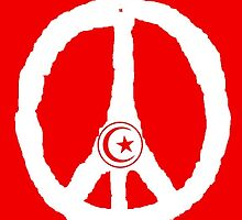 Pray for Tunisia by Kodinspace