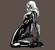 Black Cat in Shadow T-Shirt