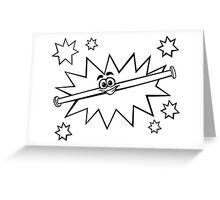Pajama Sam Rod Greeting Card